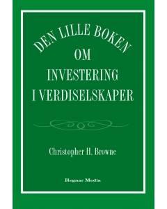 Den lille boken om investering i verdiselskaper
