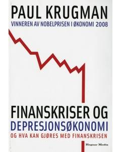 Finanskriser og depresjonsøkonomi