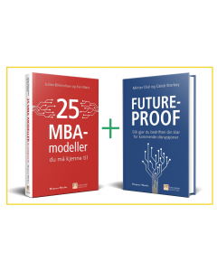 Bokpakke i samarbeid med Financial Times Publishing